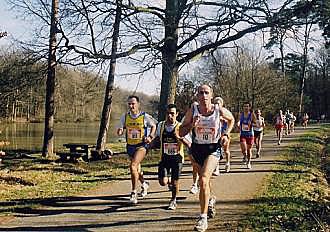 Semi-marathon de Rambouillet – 24 mars 2013