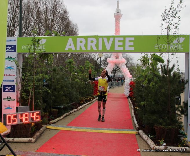 Eco Trail – 16 et 17 Mars 2013