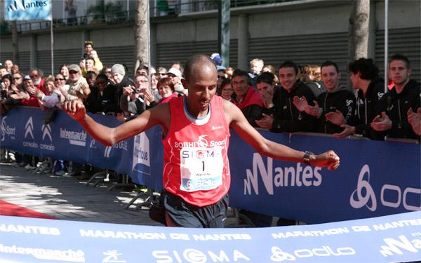 Marathon de Nantes – 21 avril 2013