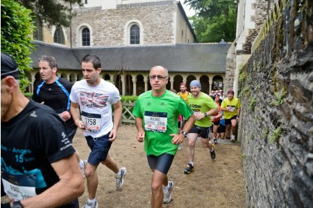 Trail d'Anger 18K – 26 mai 2013