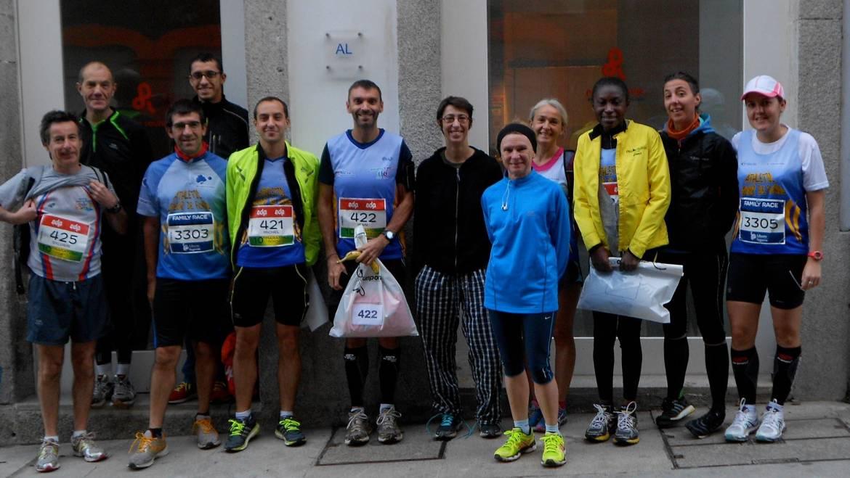 Résultats Marathon et 16km de Porto – 3 novembre 2013