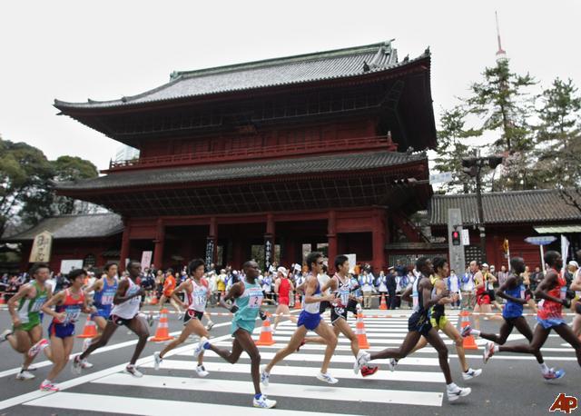 Marathon de Tokyo – 23 février 2014