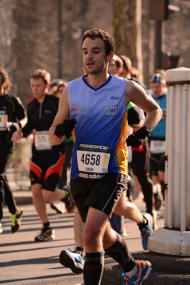 Semi-marathon de Paris – 2 mars 2014