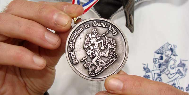 Semi Marathon de Saint Witz – 15 mars 2014