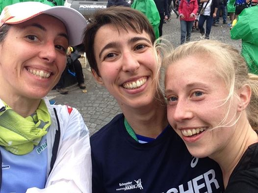 Marathon de Paris – 6 avril 2014