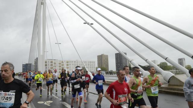 Marathon de Nantes – 27 avril 2014