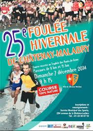 15 km de Chatenay Malabry – 7 décembre 2014