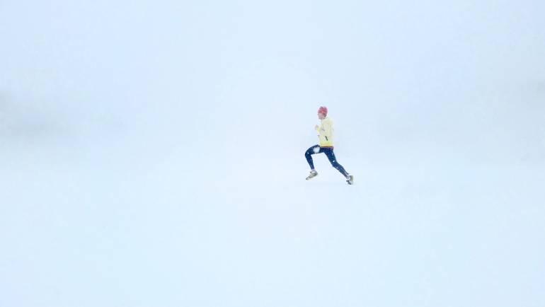 Est-il dangereux de courir par grand froid ?