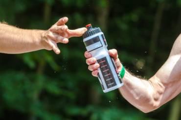 Comment boire durant une compétition?