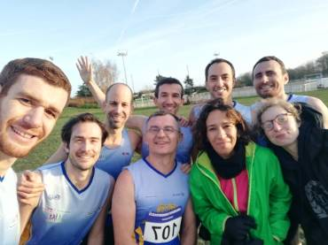 08-12-2019 – Cross de Sartrouville