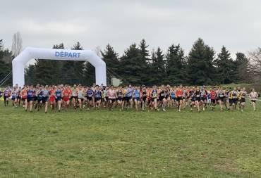 27-01-2020 – championnats régionaux (zone Est) de cross à Créteil