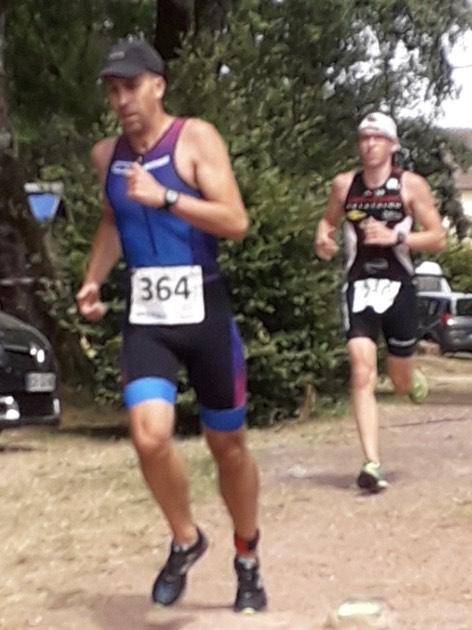 William raconte le Triathlon 321 de Lormes